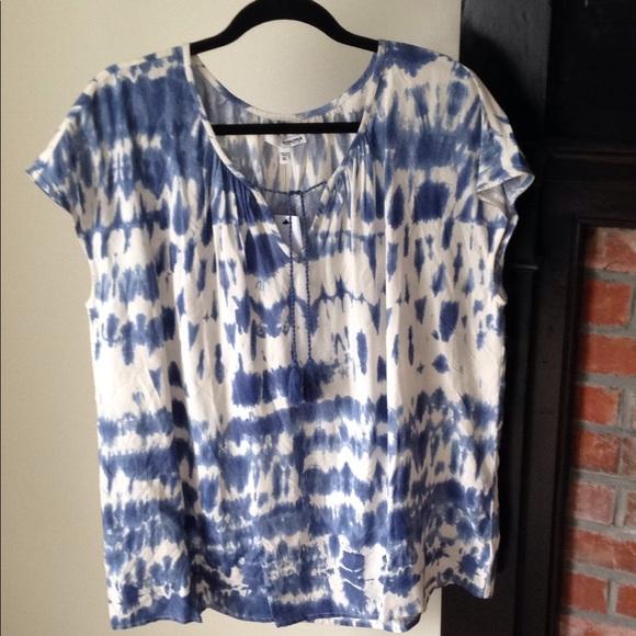 131fcab67ce81 Sonoma XL Tie Dye NWT Top Women s